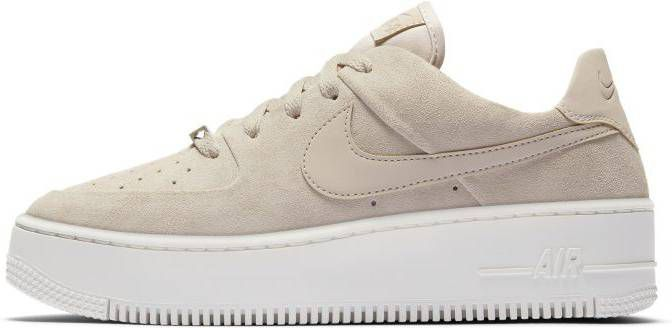 Nike Air Force 1 Sage Low Damesschoen Cream